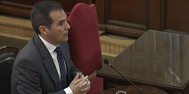 Declaración de José Antonio Nieto, exsecretario de Estado de Seguridad, en el ju