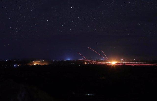 Combates en Baghuz, último reducto de Estado Islámico en el este de Siria