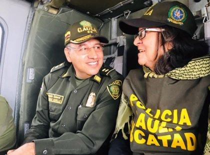 Rescatan a una mujer colombiana secuestrada por disidencias de las FARC cerca de la frontera con Venezuela