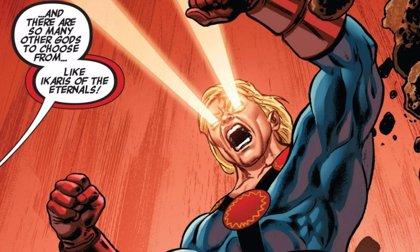 """Marvel busca un protagonista """"abiertamente gay"""" para Los Eternos"""