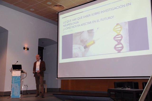 VI Jornada Dual Neumológica, organizada por la Sociedad Española de Médicos Gene