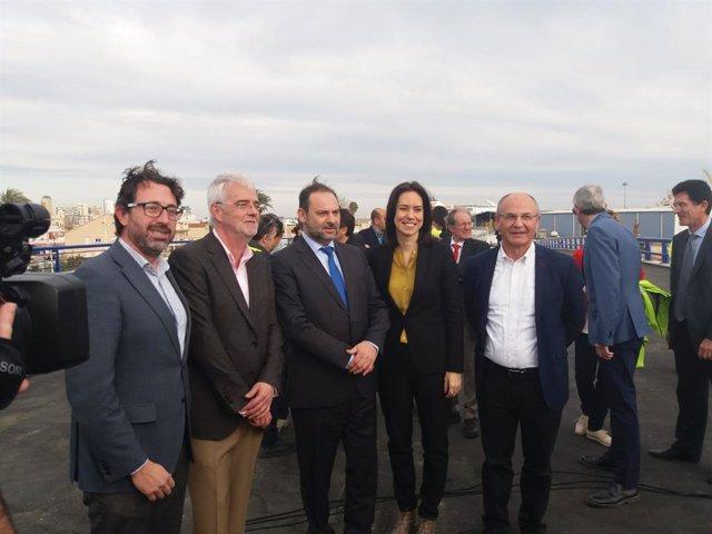 Valencia.- Fomento prevé que las obras del acceso sur al Puerto de Gandia estén