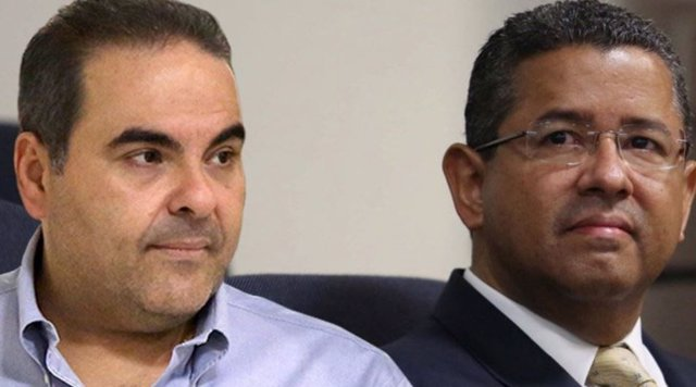 La Fiscalía salvadoreña acusa a dos expresidentes de desviar 10 millones de dóla