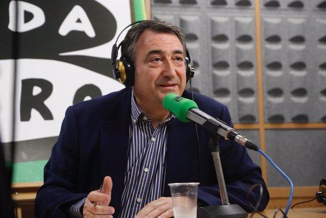 """PNV, dispuesto a negociar una ley de Claridad, cree que PP y PSOE """"no van a perm"""