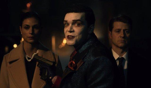 """La versión final del Joker de Gotham será una """"pesadilla"""""""