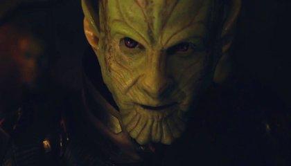 ¿Prueba una imagen de Capitana Marvel que ESE PERSONAJE es un Skrull?