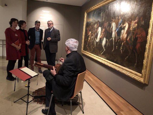 El Museo de Altamira exhibe 'La caza de Meleagro' por el bicentenario del Prado