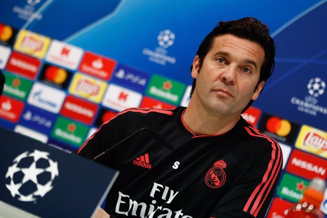 Soccer: Champions League - Real Madrid press conference