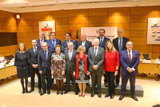 Consejo Interterritorial De Sanidad, Con Las CCAA Y Ministerio