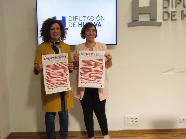 Huelva.- 8M.-La Diputación presenta un amplio calendario de actividades del 8 de