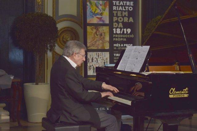 'El Piano A L'acadèmia' Hace Sonar La Historia Valenciana De Este Instrumento De