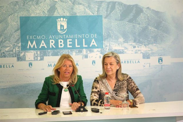 Málaga.- La alcaldesa de Marbella señala que la redacción del PGOU se adjudicará