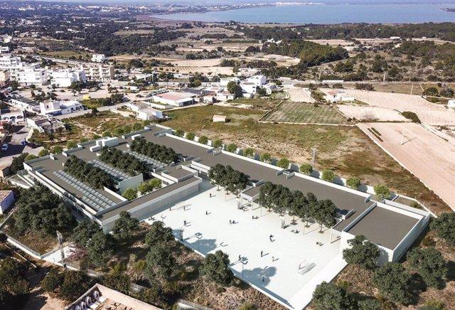 Sale a licitación por 7 millones el proyecto del nuevo CEIP y Escoleta de Sant F