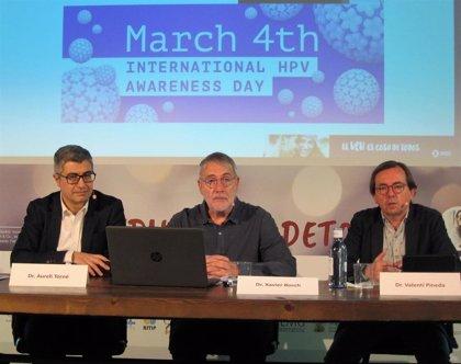 Una de cada cuatro niñas en España no se vacuna contra el virus del papiloma