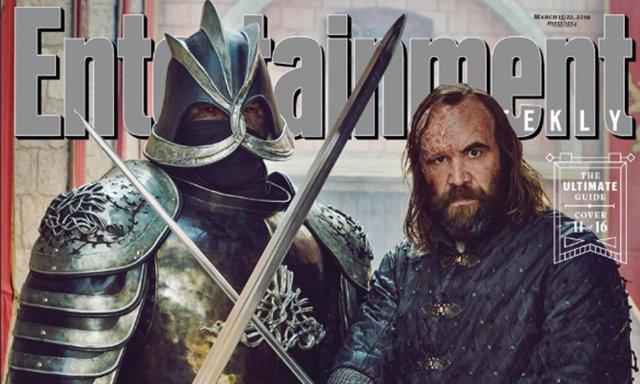 Juego de Tronos: ¿Clegane Bowl confirmada en las nuevas imágenes?