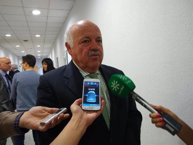 Andalucía participa en el pleno del Consejo Interterritorial del Sistema Naciona