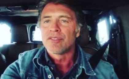 """""""Ustedes son basura y una porquería de seres humanos"""": las palabras de Juan Soler a los detractores de Macri"""