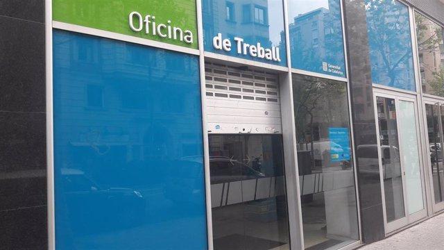 Oficina de Treball, Servei d'Ocupació de Catalunya (SOC), paro, empleo