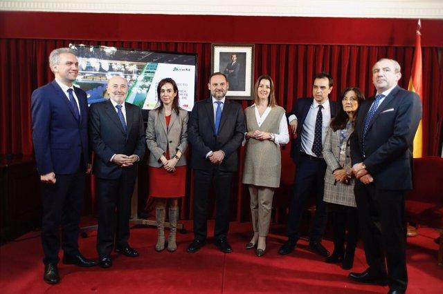 Presentación del anteproyecto de la Estación Intermodal de Lugo