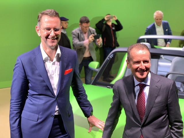 Volkswagen group media night