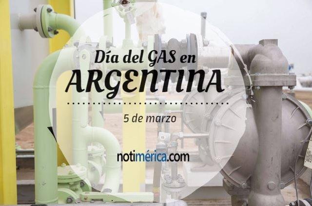5 De Marzo: Día Del Gas En Argentina, ¿Por Qué Se Celebra Esta Efeméride?