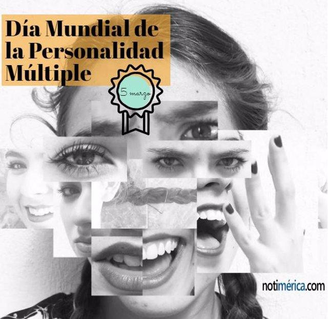 5 De Marzo: Día Mundial De La Personalidad Múltiple, ¿Por Qué Se Conmemora Hoy?