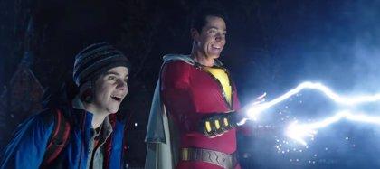 Shazam desata todo su poder en el nuevo tráiler de la próxima película de DC