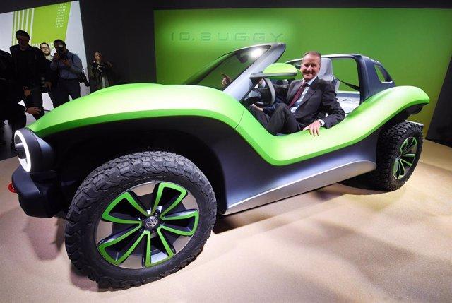2019 Geneva Motor Show in Switzerland