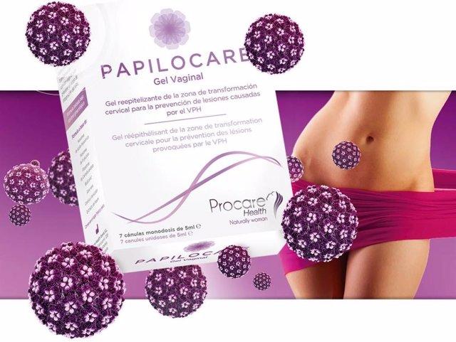 COMUNICADO: Papilocare, el nuevo tratamiento para prevenir el Papiloma Humano VP