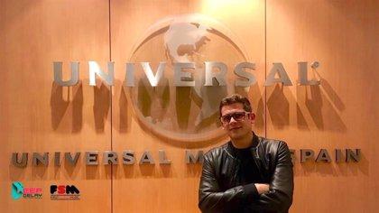 Brian Cross firma con Universal Music