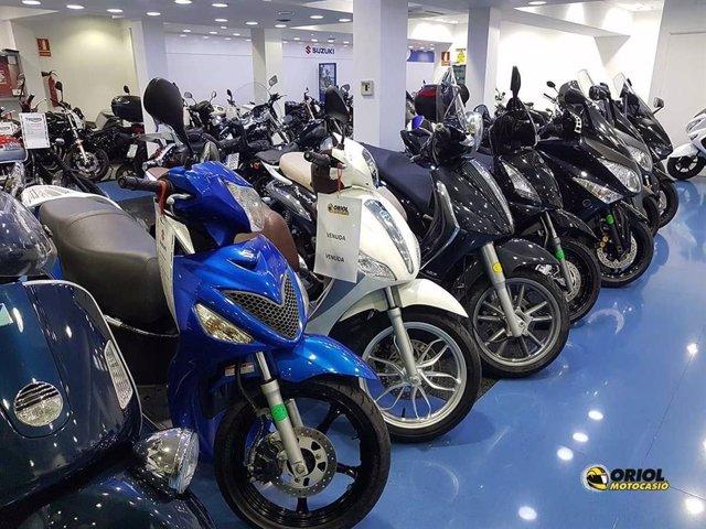 COMUNICADO: Oriol Motocasió el mayor centro de Motos de Segunda Mano y Ocasión e