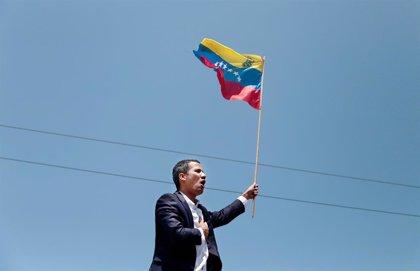 """Guaidó convoca a una """"gran movilización"""" para el 9 de marzo tras su regreso a Venezuela"""