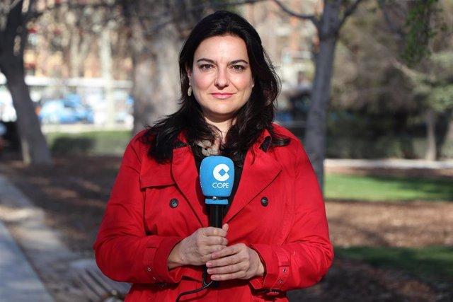 Paloma García Ovejero, nueva corresponsal de COPE en el Reino Unido