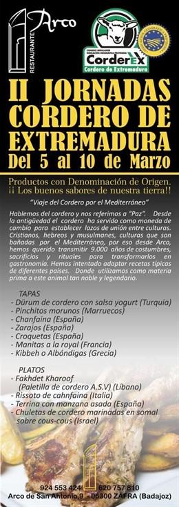 Corderex participa este mes en unas jornadas en Zafra