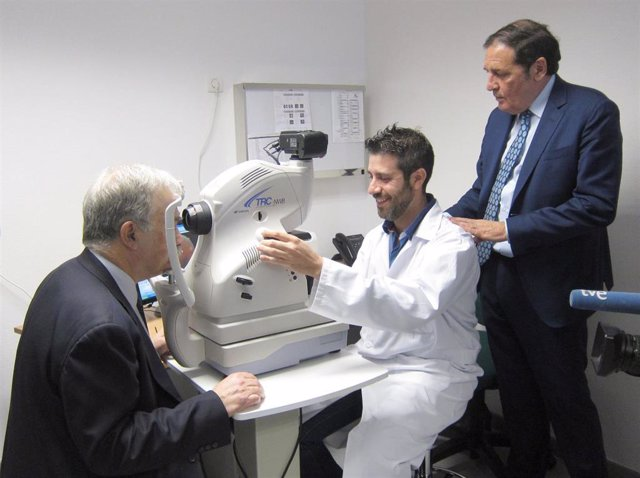 Sacyl e IOBA diagnostican más de 1.000 casos de retinopatía diabética entre 4.70