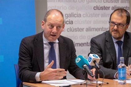 El cluster alimentario gallego prevé seguir vendiendo más fuera en 2019