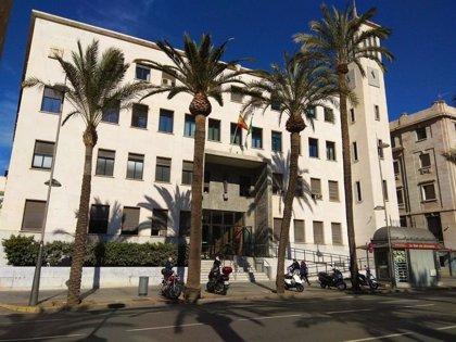 Acepta cinco años de cárcel por acuchillar por la espalda a un hombre en Vera (Almería)