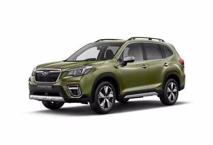 Subaru presenta en el Salón de Ginebra los dos primeros modelos de su gama híbrida