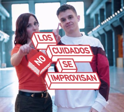 El rapero Arkano protagoniza la campaña municipal 'Los cuidados no se improvisan'