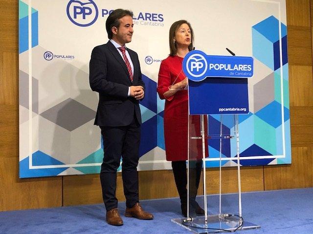 """Madrazo y Movellán aplauden el fin del Gobierno de """"traición a España y a Cantab"""