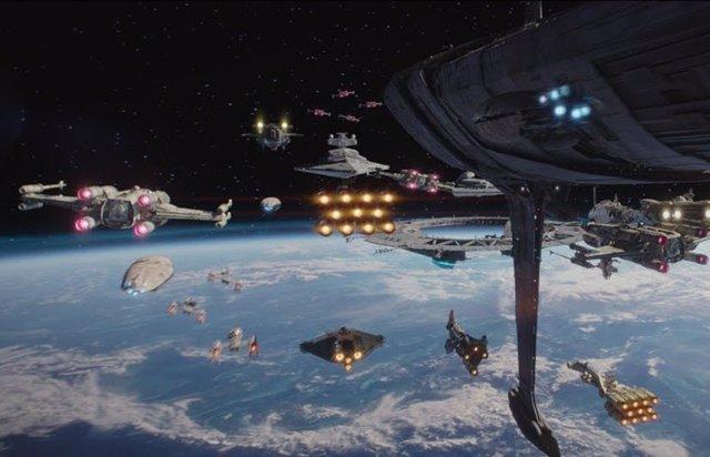 ¿Son Estas Las Nuevas Navs De Star Wars 9?