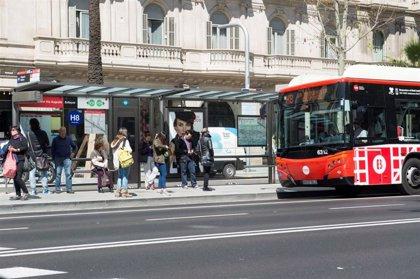 El 80% de los usuarios de bus de Barcelona viajan con intervalos de paso inferiores a ocho minutos