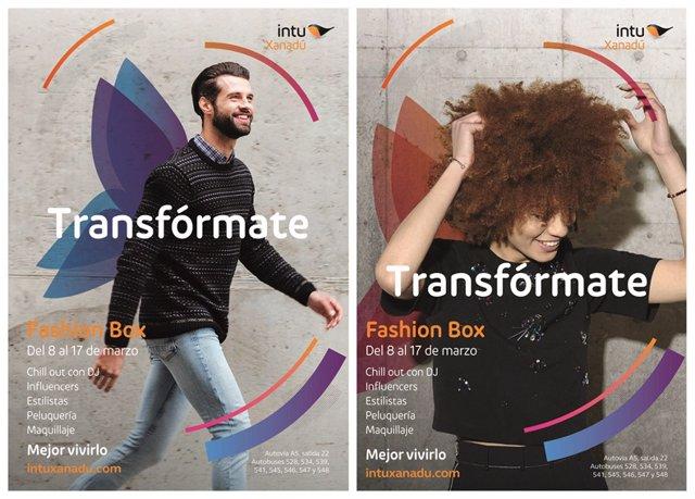 COMUNICADO: Llega 'Fashion Box', el nuevo espacio de intu Xanadú dedicado a la m