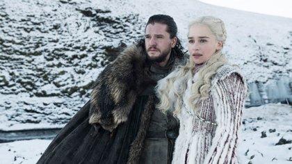 Juego de Tronos: Daenerys y Jon Snow, más unidos que nunca en las nuevas imágenes