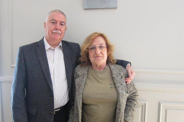 Narcís Garolera i Marta Pessarrodona