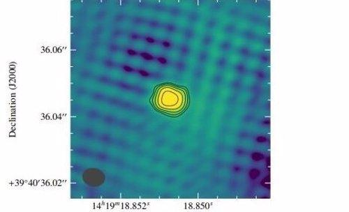 Se revela el origen de una misteriosa señal extragaláctica