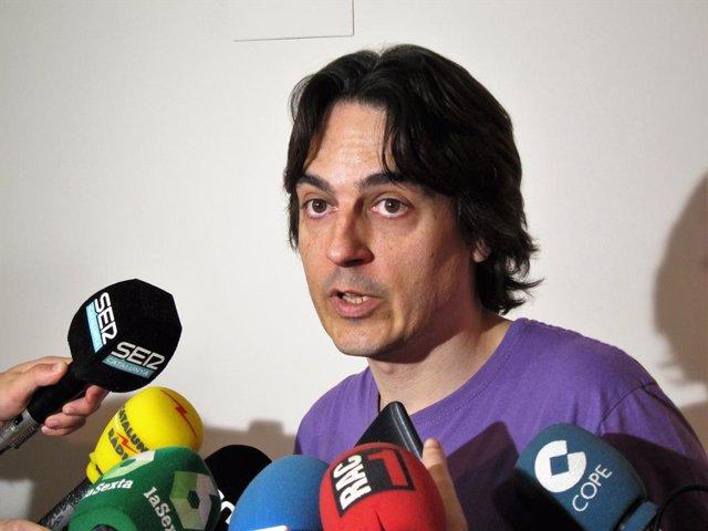 Manuel Bruscas, vicepresident de Qustodio