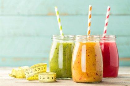 OCU: Consumir en exceso bebidas 'detox' o 'smoothies' puede ser perjudicial para la salud