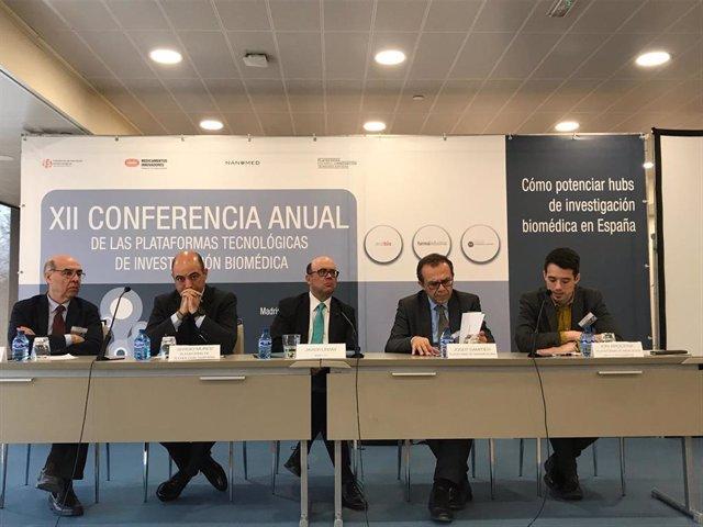 Expertos destacan el liderazgo de España en la investigación biomédica en todo e