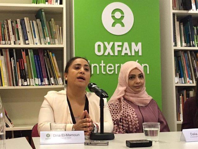 Yemen.- Activistas yemeníes exigen el fin de la guerra y que la mujer sea incorp